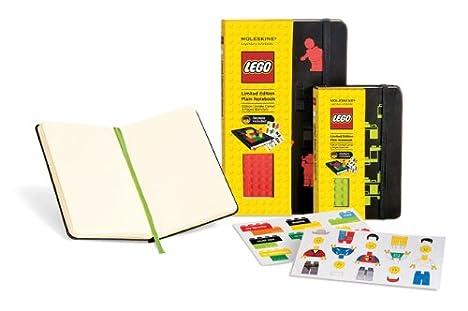 Moleskine 限定版 LEGO