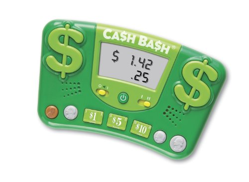 Learning Resources Cash Bash Electronic Flash Card - 1