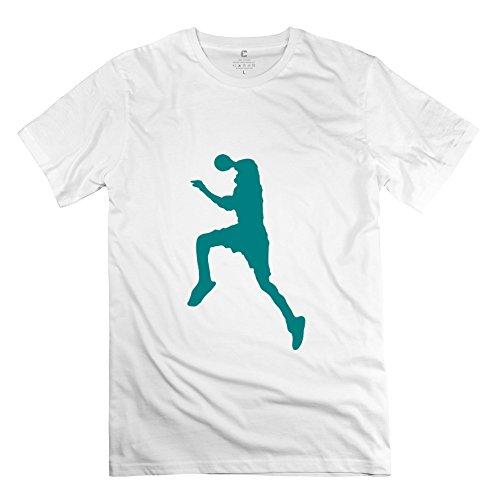 Sale Design Guys Handballspieler T Shirts Size Xxl White