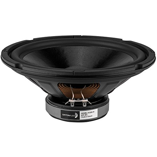 Dayton Audio DC250-8 10 Classic Woofer (Dayton Audio 10 Inch compare prices)