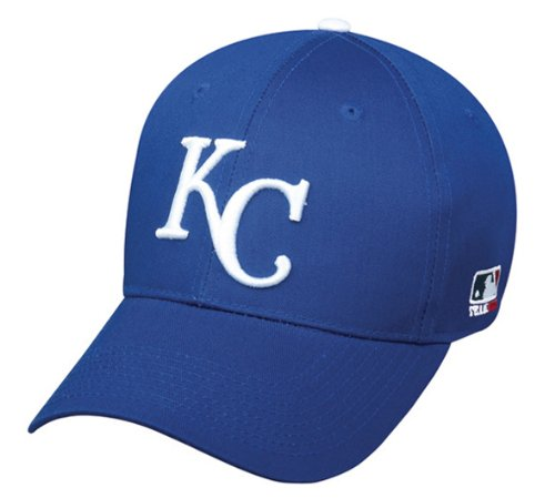 Kansas City Royals ADULT Adjustable Hat MLB Officially Licensed Major League Baseball Replica Ball Cap at Amazon.com