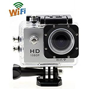 Antix Quadcopter Compatible Full HD 1080P WIFI Camcorder Sports Action Camera