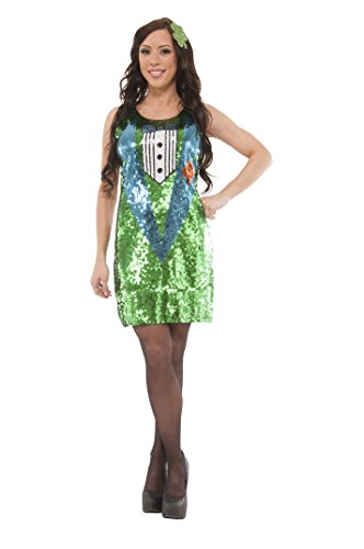 Delicious Women's Luck 'O The Irish Adult Costume