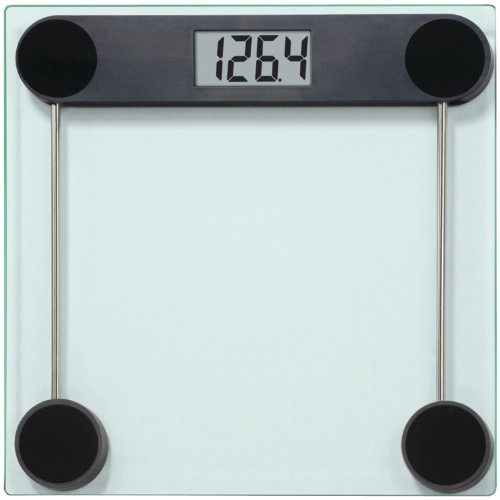 Taylor Digital Glass Scale 7553, Clear