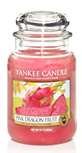 Pink Dragon Fruit Yankee Candle 22 oz
