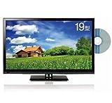 Revolution レボリューション ZM-T19WD 19型 DVDプレーヤー内蔵 液晶テレビZMT19WD