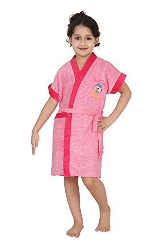Superior Teenagers Pink Bathrobe