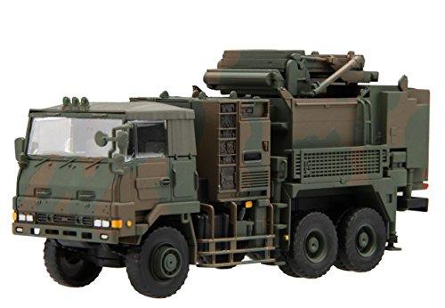 フジミ模型 1/72 ミリタリーシリーズ 陸上自衛隊 81式 短距離地対空誘導弾 C 射撃統制装置搭載車 プラモデル 72M-11