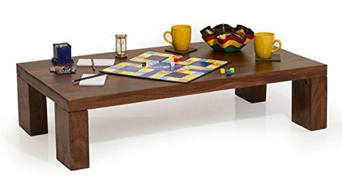 Altavista York Coffee Table (Teak & Mahogany Finish)