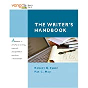 VangoNotes for The Writer's Handbook, 1/e | [Robert J. DiYanni, Pat C. Hoy II]