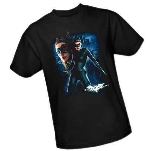 Catwoman — The Dark Knight Rises Adult T-Shirt