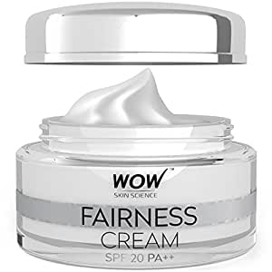 Wow Fairness Cream, 50g