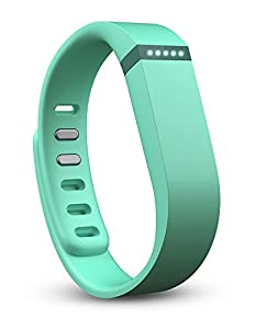 Fitbit Flex Wireless Activity + Sleep Wristband, Teal