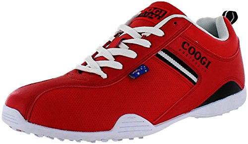 Coogi Cooper Men's Athletic Shoes Casual Sneakers Red Size 9