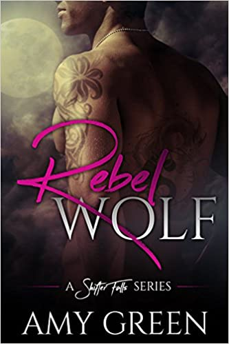 Rebel Wolf by Amy Green