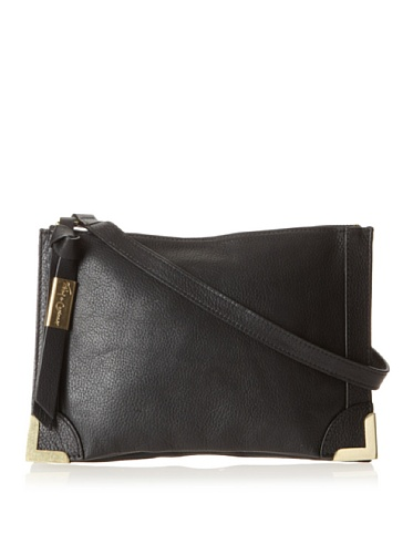 Foley + Corinna Women's Framed Mini Crossbody, Black