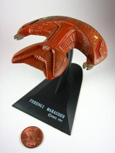 Ferengi Marauder Furuta Star Trek Federation Ships & Alien Ships Collection 2 Miniature Display Model