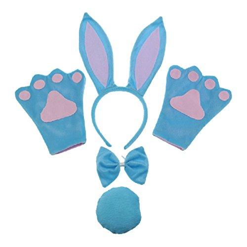Bunny (Blue Headband Costume)
