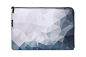 Lavolta Urban Pattern Laptop Sleeve Case Bag for 13 inch Apple MacBook Pro/Air - Crystal Iceberg
