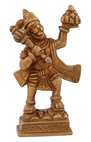 kapasi-artigianato-in-ottone-signore-hanuman-seduta-idol-statue-2-x-125-x-325-inch