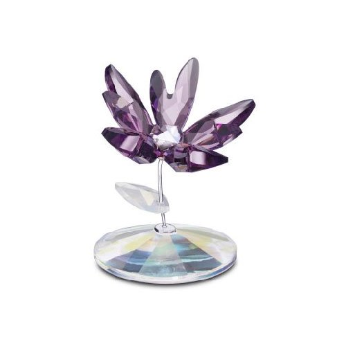 Amazon.com - Swarovski Rocking Flower Liz - Collectible Figurines