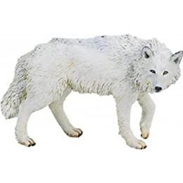 サファリ レプリカ ホワイトウルフ