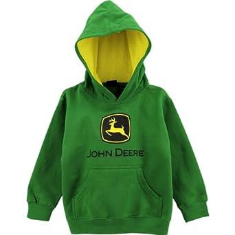 John deere toddler green sweatshirt ftf805g for John deere shirts for kids