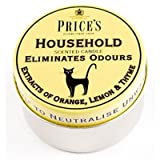 Prices Household Scented Candle in Tin - FR210616