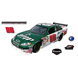 Fathead Dale Earnhardt Jr. Amp Energy Car Wall Decal by Fathead
