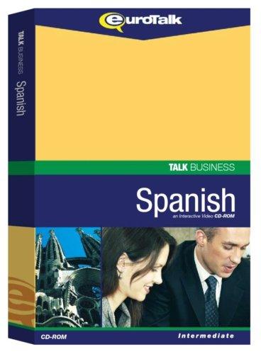 Talk Business Spanish (Mac/PC DVD)