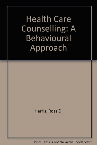 health-care-counselling-a-behavioural-approach