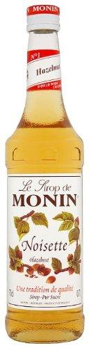 Monin Premium Hazelnut Syrup 700 ml