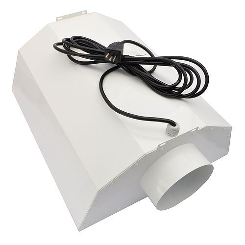 LED Wholesalers GYO2501 6-Inch Air Cooled Hydroponic