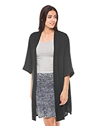 Shuffle Women's Jacket (1021528801_Black_Small)