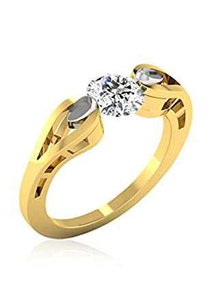Friendly Diamonds Anillo FDR7645Y (Oro Amarillo)