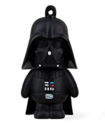 Quace DarthVader-16 16 GB Starwars Darth Vader Fancy USB Pen Drive