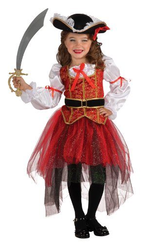 Rubie's Let's Pretend Princess Of The Seas Costume – Small (4-6) image