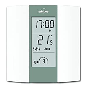 Thermostat programmable TH136 - Aube Technologies