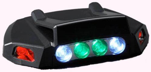 Mastervision 308G3G 6 Led Rechargable Cap Light