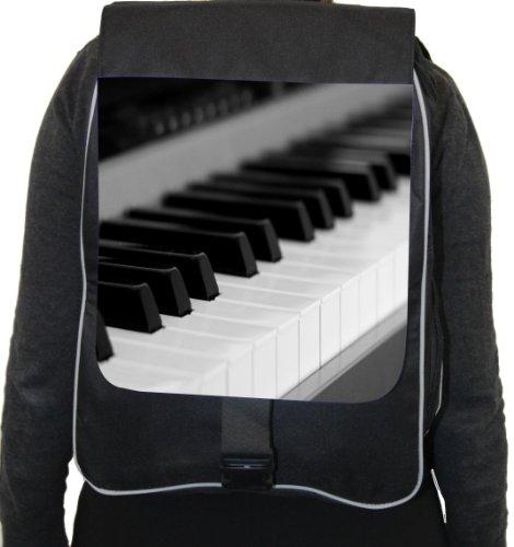 Rikki Knighttm Piano Keyboard Back Pack front-594121