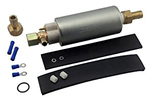 Precise 402-P8312 Electric Fuel Pump For Select Isuzu, Nissan, and Subaru Vehicles