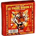 PETARDS LE TIGRE bison 2 PYRAGRIC -Cat�gorie K1 - paquets 4 p�tards