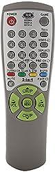 Sharp Plus SAMSUNG 3IN1 CRT TV Remote (SP) (Grey)