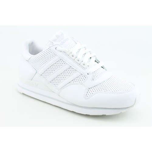 Adidas - Zx 500 Mens Shoes In Running White/ Running White/ Light Grey