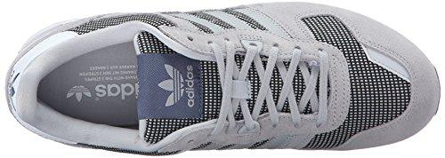 Adidas Originals Women's ZX 700 W Fashion Sneaker, Clear Onix/Light Onix/Tech Ink F16, 8 M US