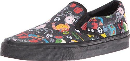 vans-unisex-shoes-classic-slip-on-disney-pixar-sids-mutants-toy-story-sneakers-75-bm-us-womens-6-dm-