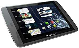 Archos 80 G9 Turbo ICS 8GB 8-Inch Tablet