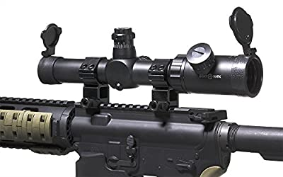 Sightmark Ezekiel 1-10x24 Riflescope by Sellmark Corporation