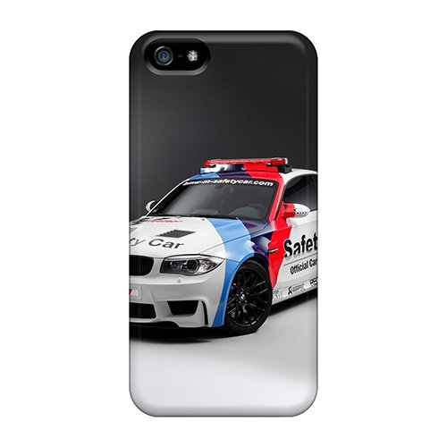 For Iphone Case, High Quality Bmw 1M Safety Car For Iphone 5/5S Cover Cases front-717435