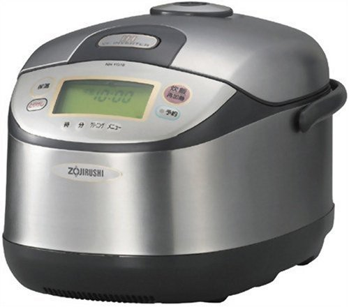 Nh-Yg18-Xa Ih Rice Cooker Stainless ? 1 Jar Commercial Zojirushi front-640380